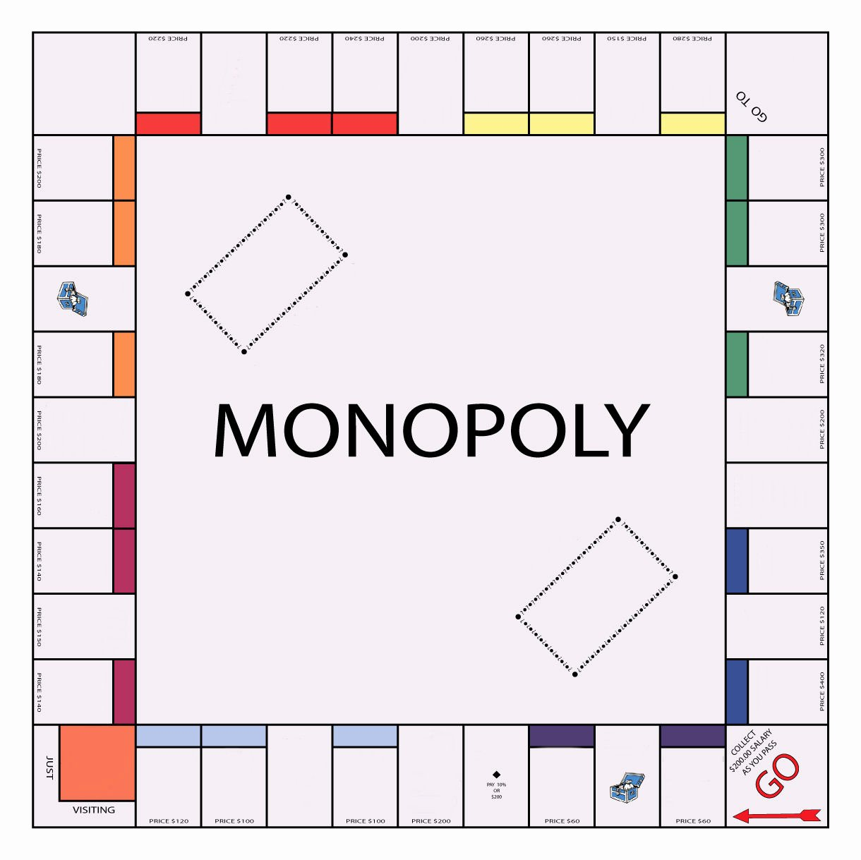 Blank Monopoly Board Awesome Economic Development News for Sun Prairie Wisconsin