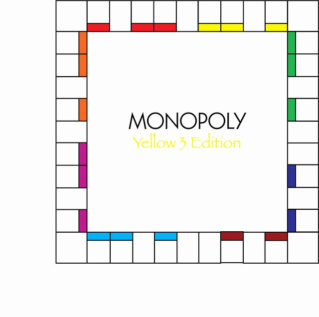 Blank Monopoly Board Best Of Monopoly Board