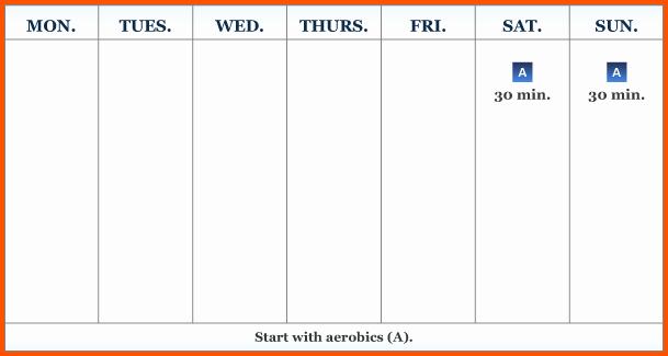 Blank One Week Calendar Awesome One Week Calendar Template Driverlayer Search Engine