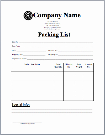 Blank Packing List Template Beautiful Packing List Template Templates Pinterest