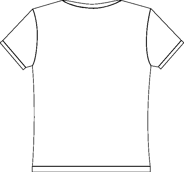 Blank Roblox Shirt Template Fresh Free T Shirt Template Printable Download Free Clip Art