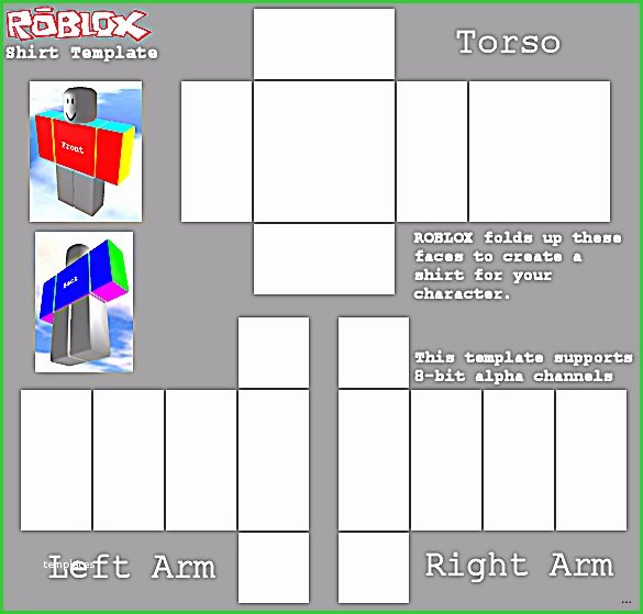 Blank Roblox Shirt Template Fresh Roblox Shirts Templates istriku T Shirt