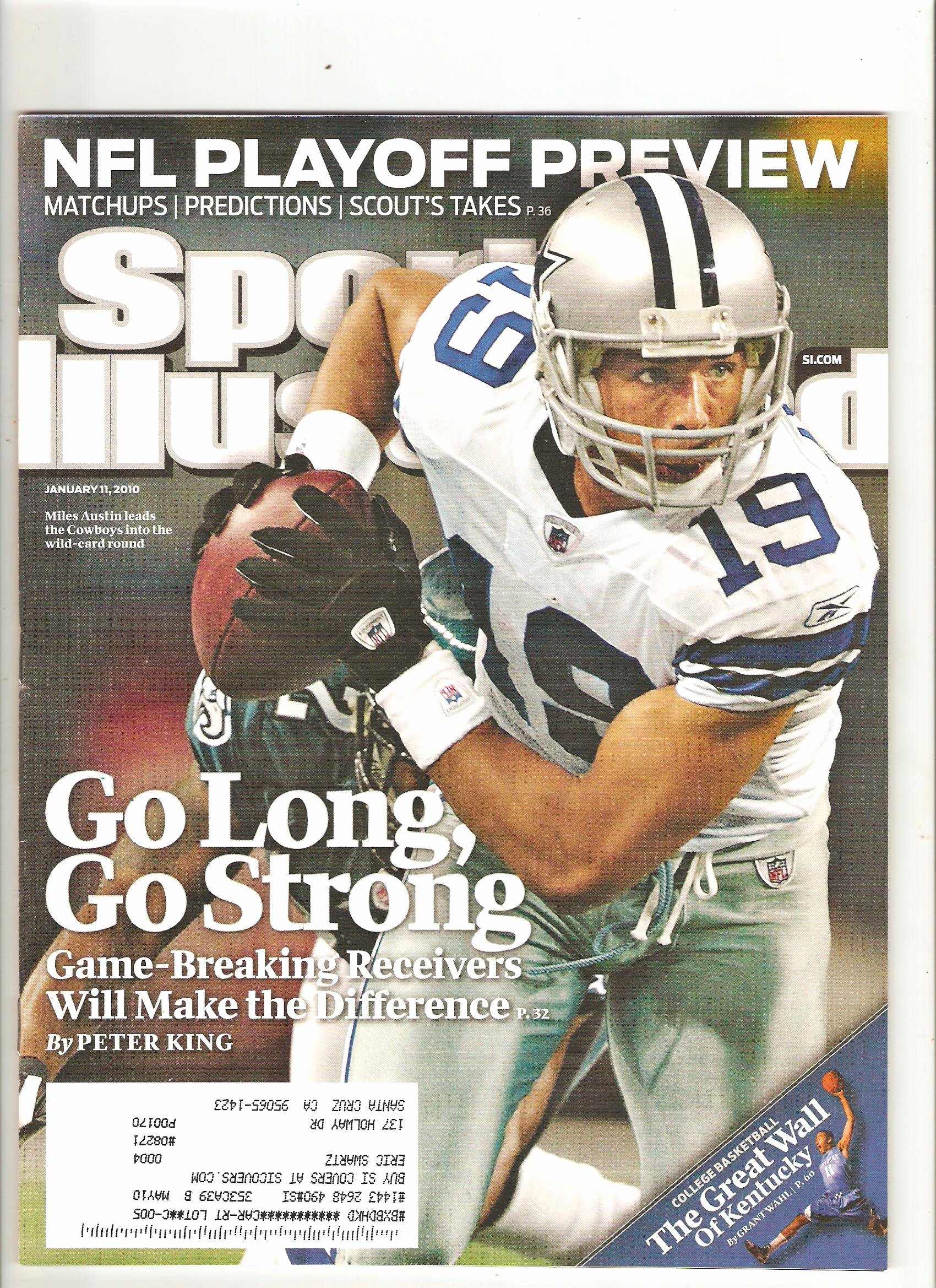 Blank Sports Illustrated Cover Inspirational Sports Magazines