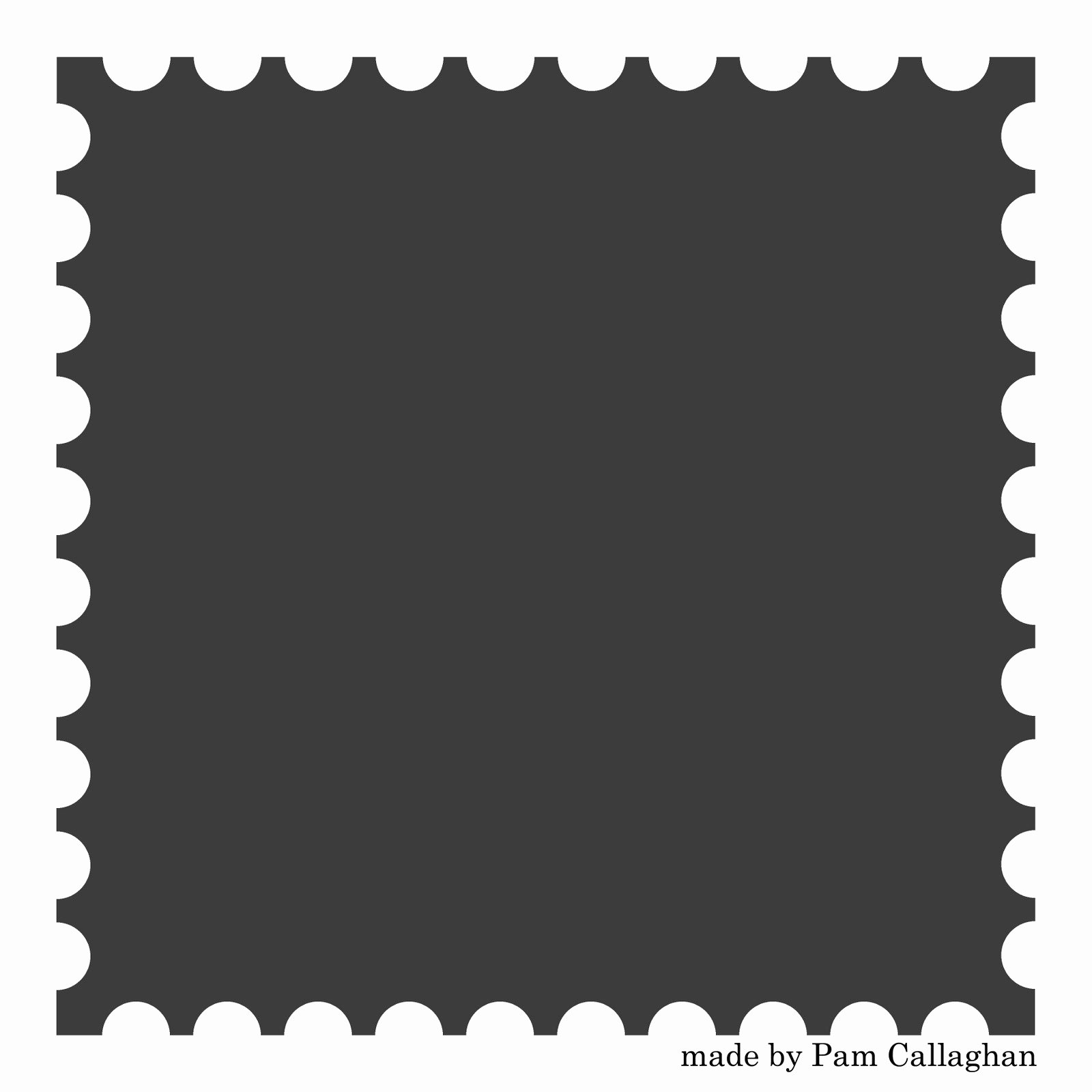 Blank Stamp Template Best Of Stamp Blank Clipart Clipart Suggest