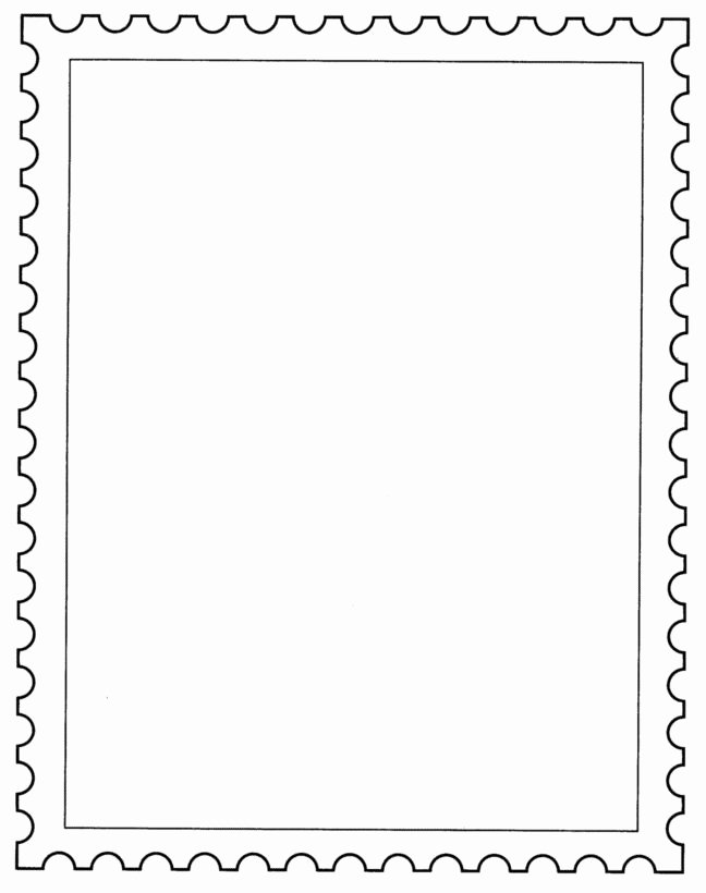 Blank Stamp Template Inspirational 25 Best Ideas About Postage Stamp Art On Pinterest