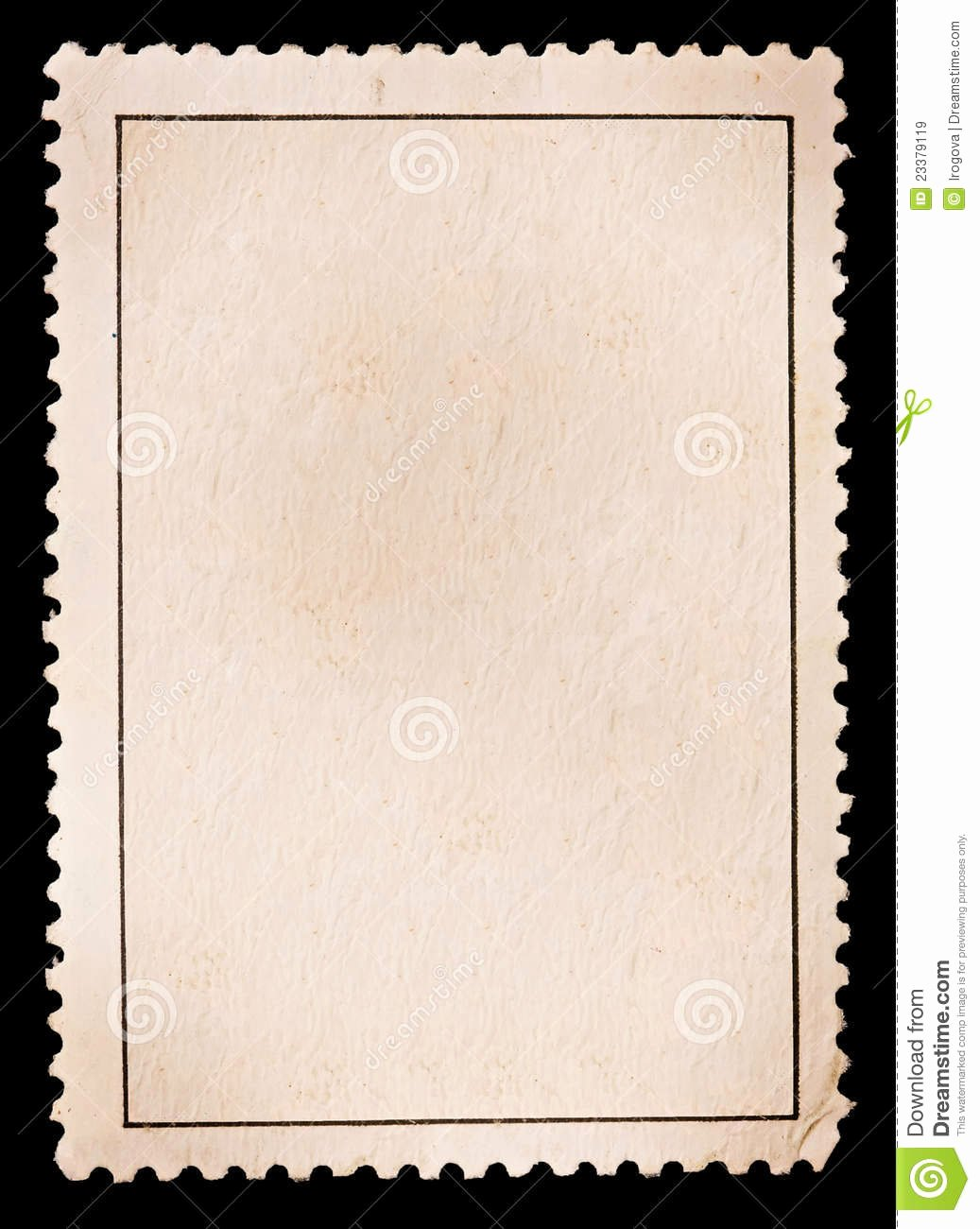 Blank Stamp Template Inspirational Blank Stamp Stock Image Image Of In Plete Deliver