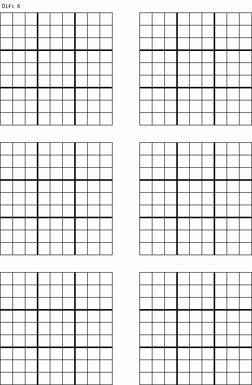 Blank Sudoku Grid Printable Lovely Free Printable 9x9 Sudoku Puzzles