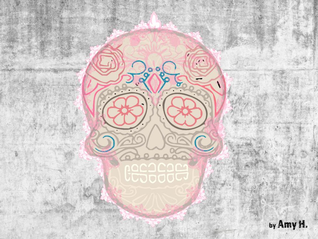 Blank Sugar Skull Template Elegant Adobe Max Sugar Skulls Unleashing Creativity with Mobile