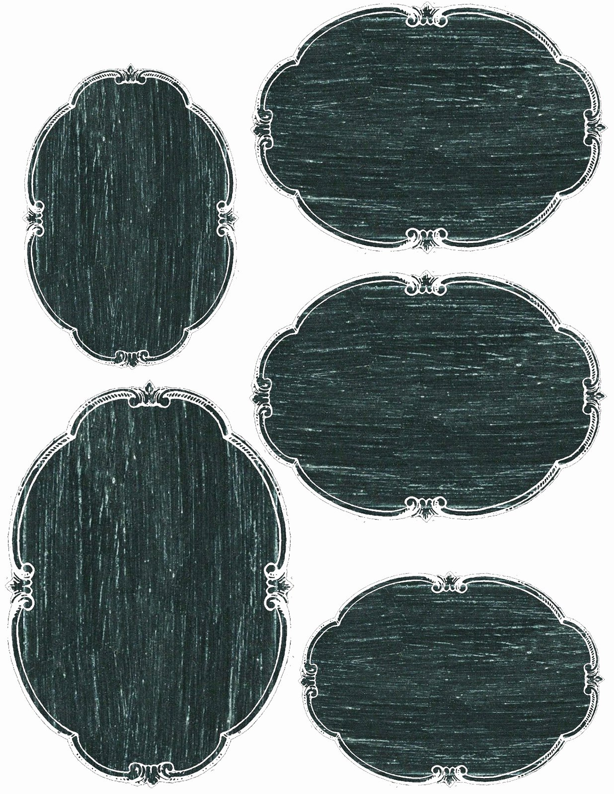 Blank Tags Printable Beautiful Lilac & Lavender Printable Chalkboard Tags Labels and More