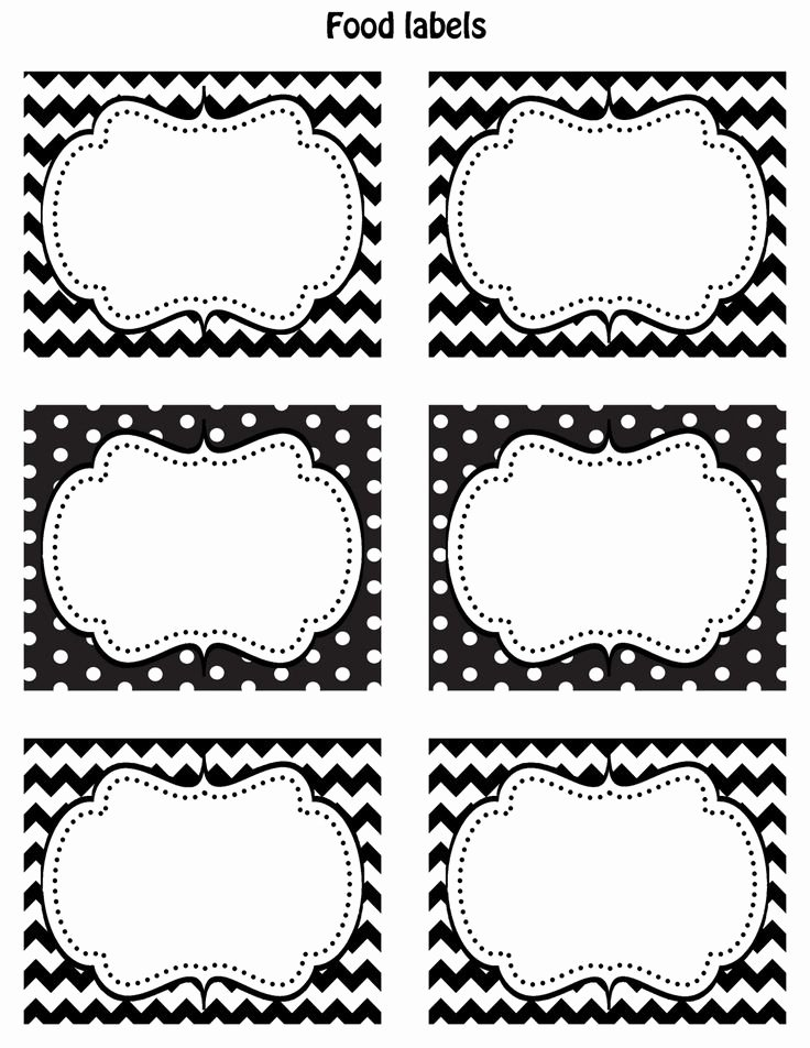 Blank Tags Printable Elegant Best 25 Blank Labels Ideas On Pinterest