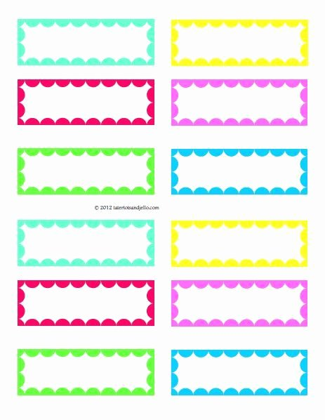 Blank Tags Printable Lovely Free Printable Labels for Ziplocs and Great for Lunch