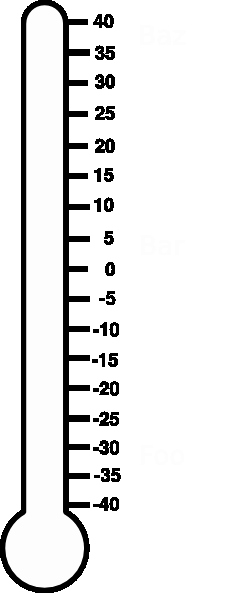 Blank thermometer Image Fresh Blank thermometer Clipart Clipart Suggest