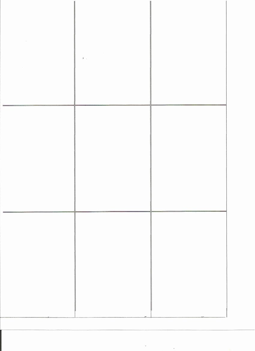 Blank Trading Card Template Best Of Artistic Trading Card atc Front Blank Template 2 5 X 3 5