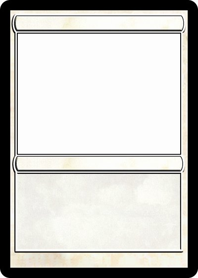 Blank Trading Card Template Fresh Magic Card Maker
