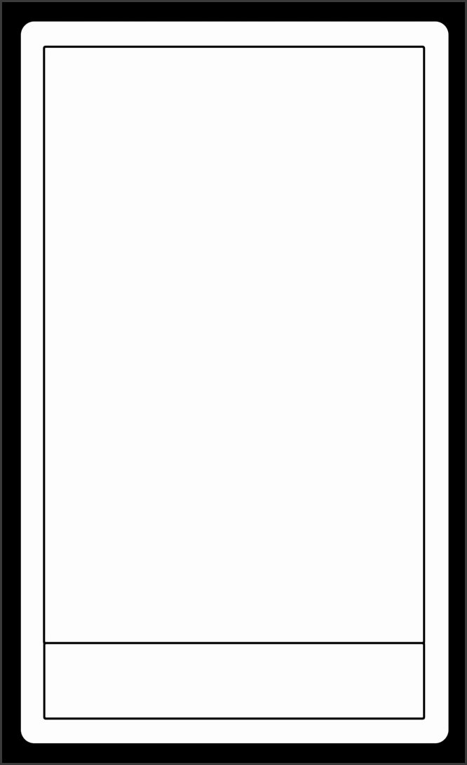 Blank Trading Card Template Unique 7 Blank Trading Card Template Sampletemplatess