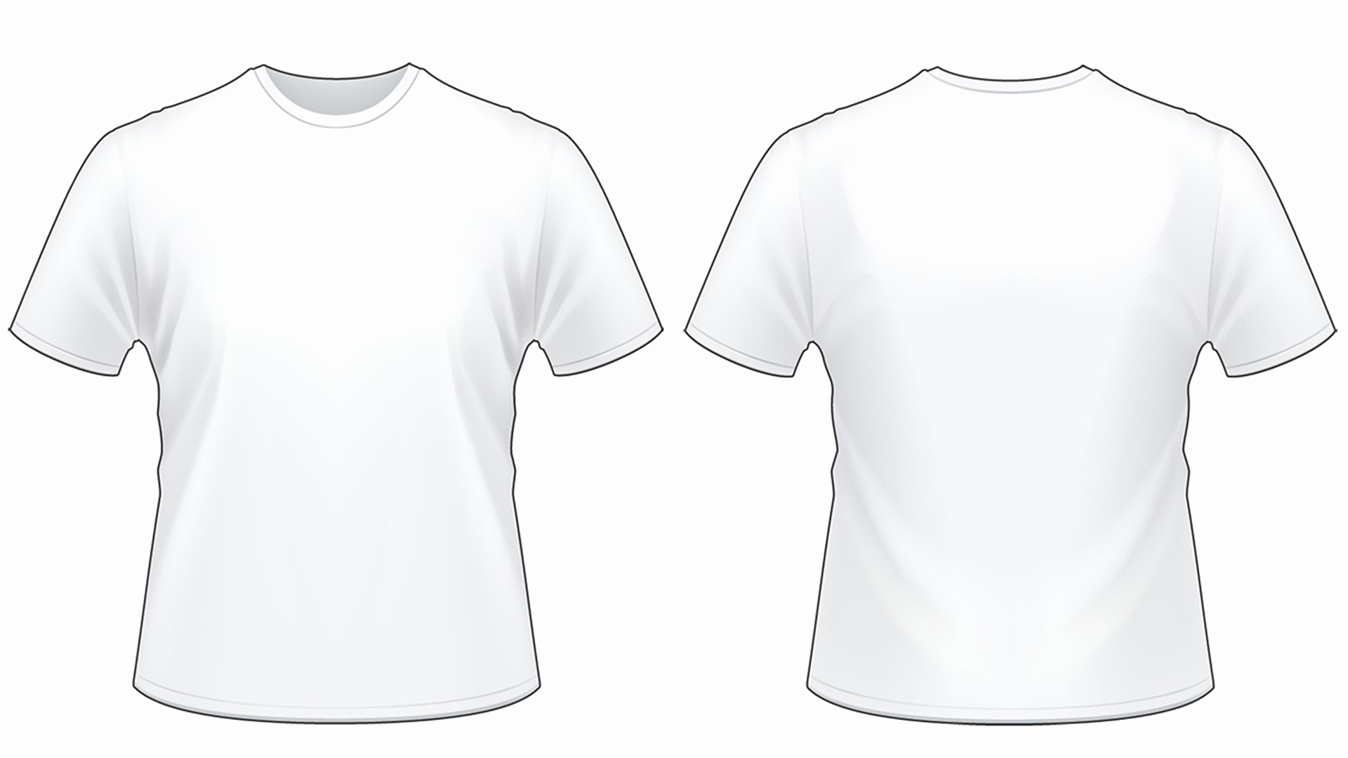 Blank Tshirt Template Awesome Blank Tshirt Template Worksheet In Png Download