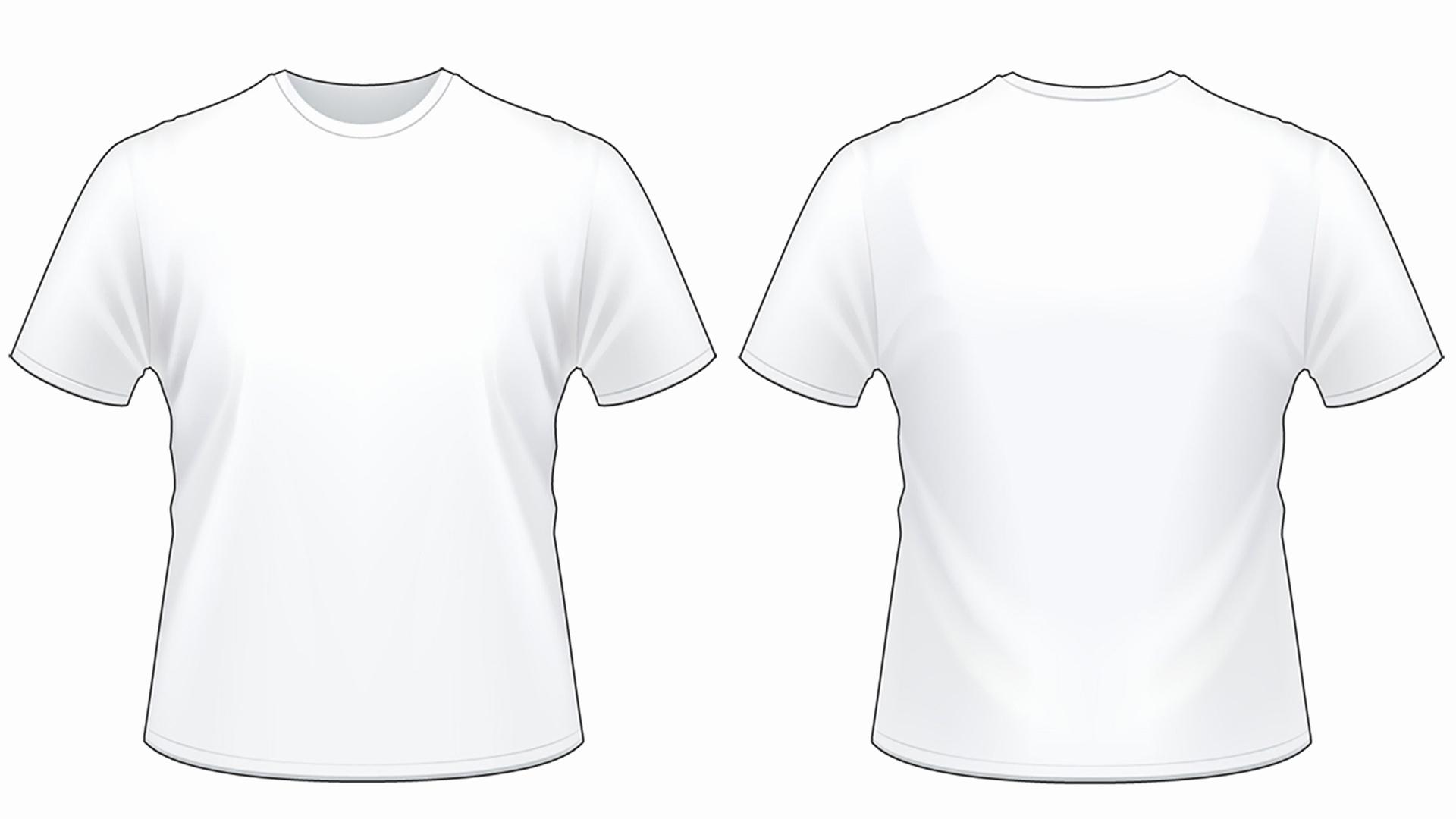 Blank Tshirt Template Beautiful Blank Tshirt Template Worksheet In Png Hd Wallpapers