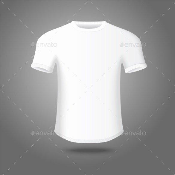 Blank Tshirt Template Lovely 19 Blank T Shirt Templates Psd Vector Eps Ai