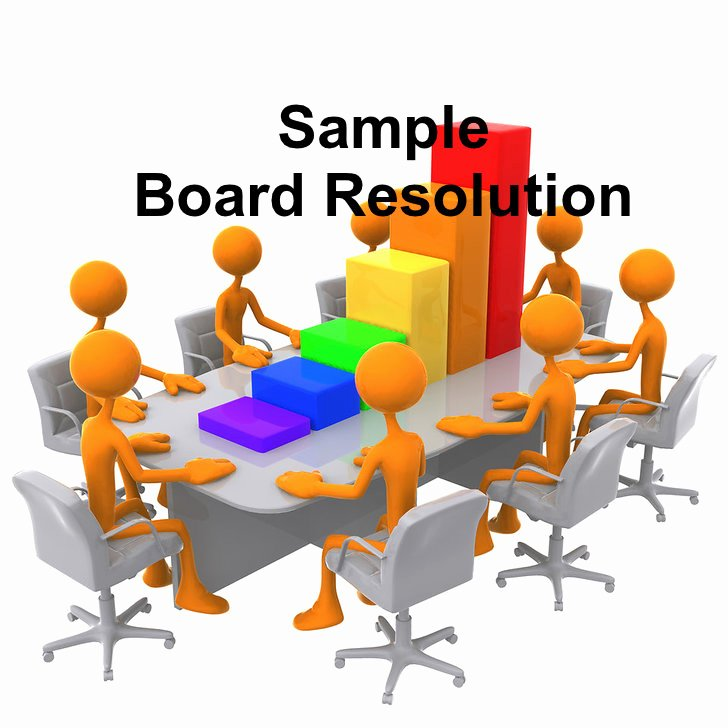 Board Of Directors Resolution Inspirational top Ten Most Mon Sample Board Resolution Ipleaders