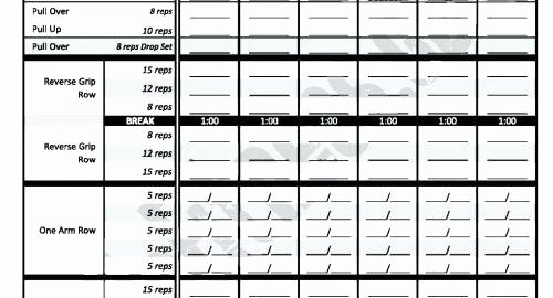 Body Beast Meal Plan Spreadsheet Unique Body Beast Workout Sheets Xls