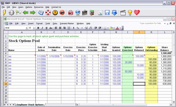 Bonus Plan Template Excel Lovely Excel Stock Options Template the Binary Options Trading