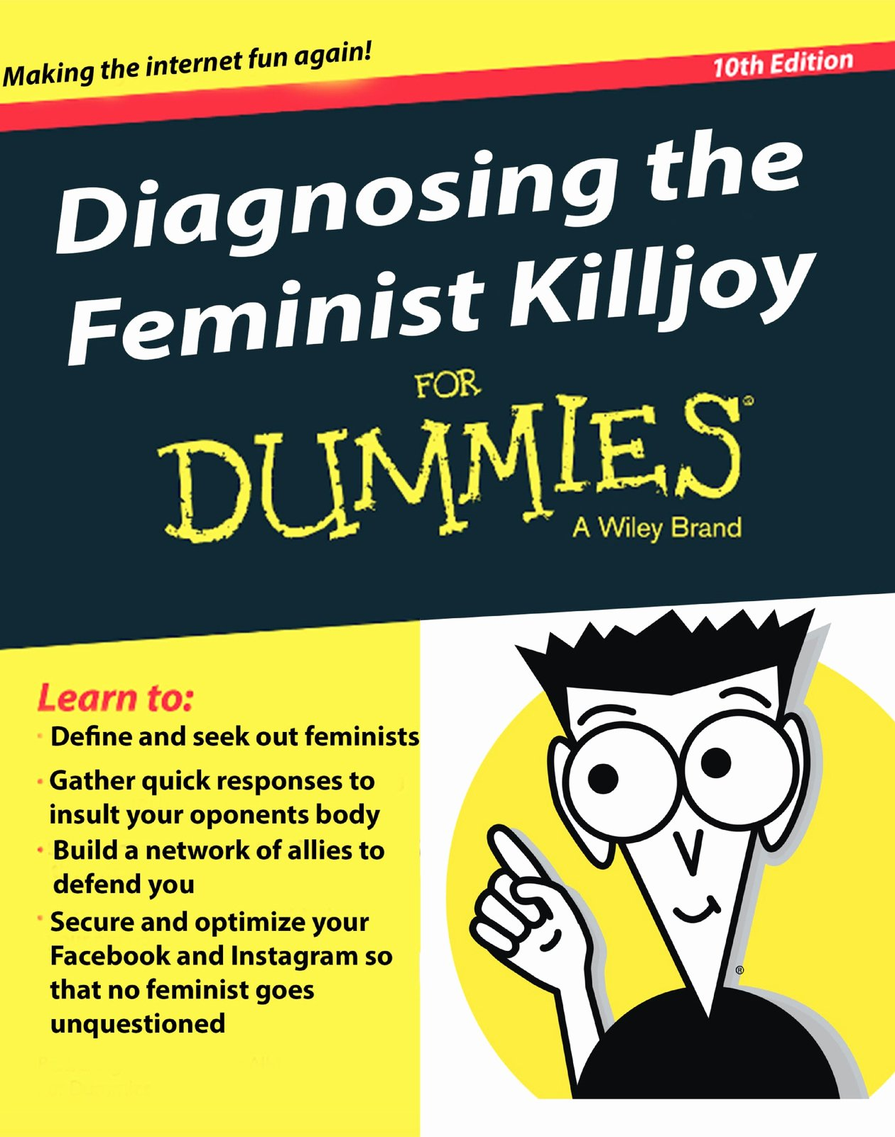 Book for Dummies Template New Diagnosing the Feminist Killjoy for Dummies