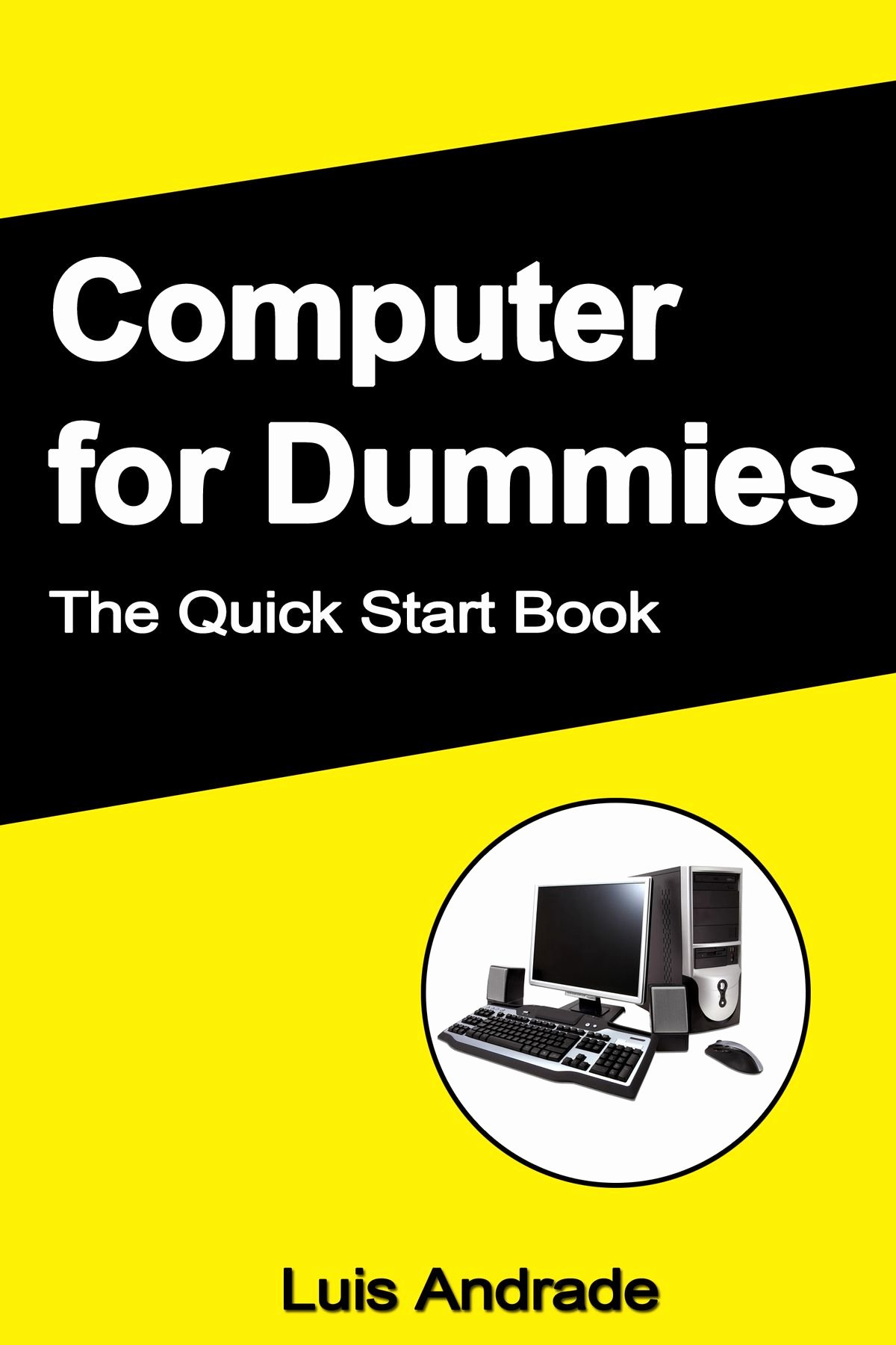 Book for Dummies Template New Puter for Dummies the Quick Start Book Ebook by Luis