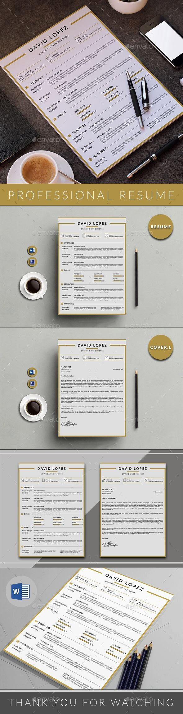 Brag Book Cover Page Template Fresh 1000 Ideas About Cv Template On Pinterest