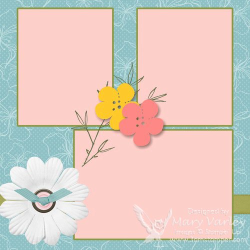 Brag Book Cover Page Template Unique Brag Book Template 1st 2 Page Layout 3amstamping Pad