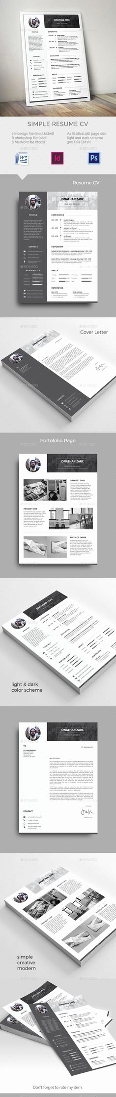 Brag Book Cover Page Template Unique Free Ms Word Resume and Cv Template