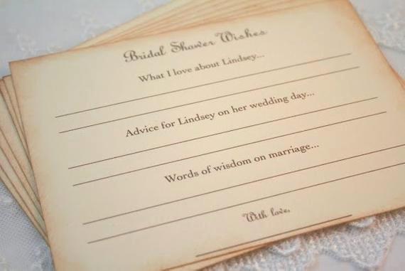 Bridal Shower Advice Cards Fresh Bridal Shower Advice Cards and Wish Cards Bride to Be Set