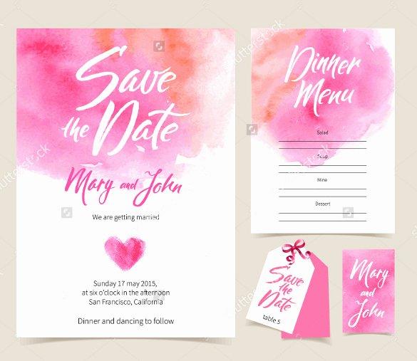 Bridesmaid Card Template Fresh 45 Wedding Card Templates Psd Ai Vector Eps