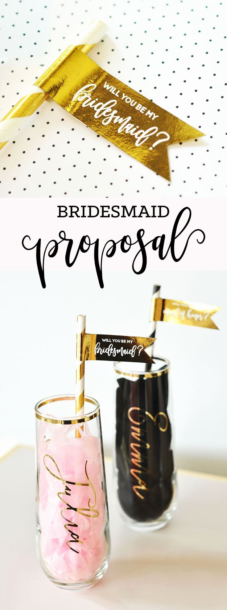 Bridesmaid Proposal Letter Best Of 1000 Ideas About Proposal Letter On Pinterest