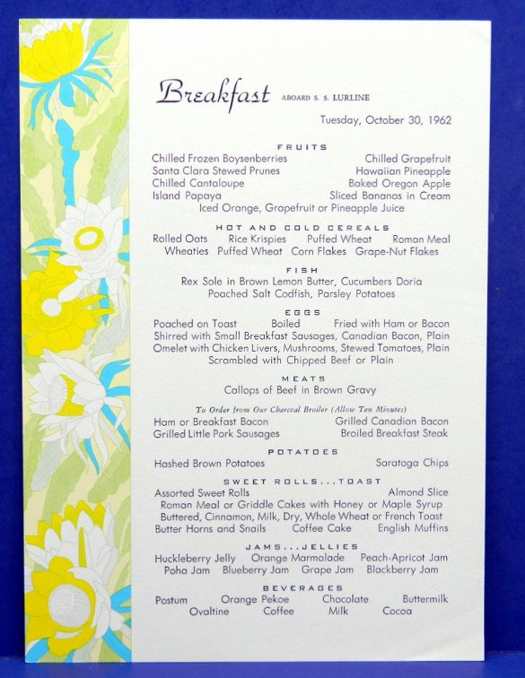 Brunch Menu Templates Elegant 33 Breakfast Menu Templates – Free Sample Example format