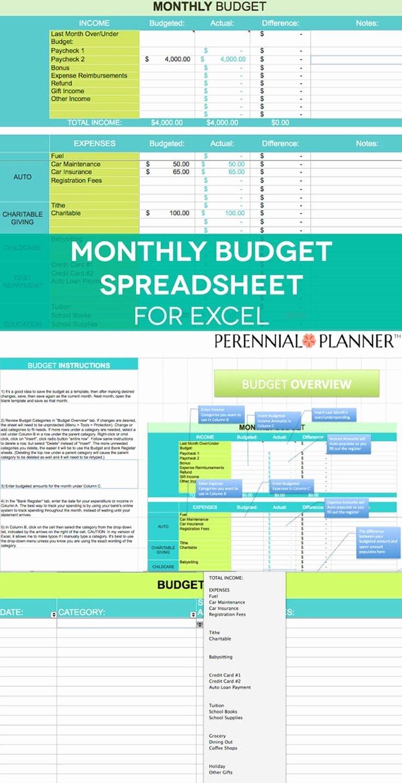 Budget Tracker Template Best Of Best 25 Household Bud Spreadsheet Ideas On Pinterest