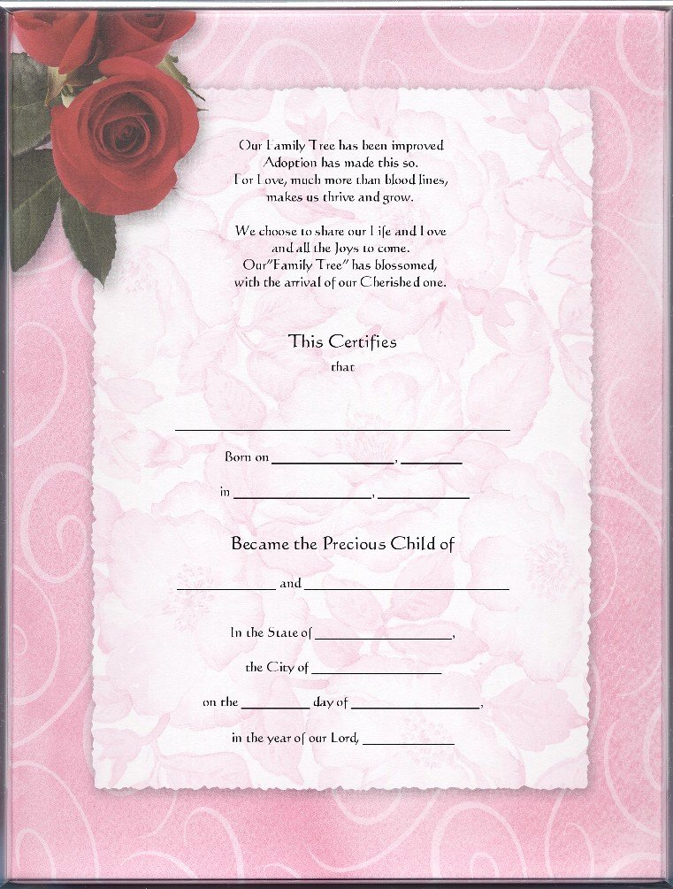 Build A Bear Birth Certificate Template Blank Awesome Free Coloring Pages Of Certificate Of Adoption