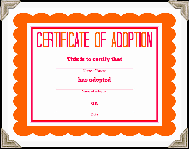 Build A Bear Birth Certificate Template Blank Inspirational Free Coloring Pages Of Certificate Of Adoption