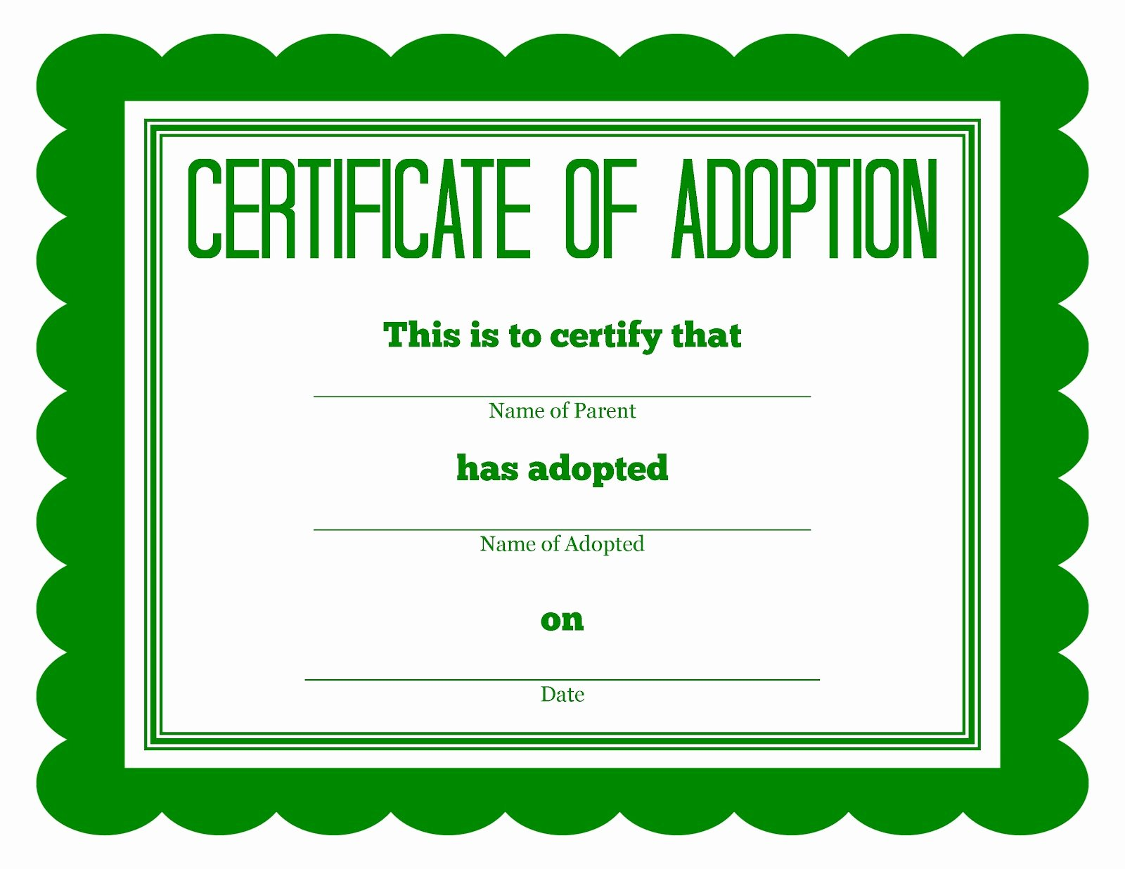Build A Bear Birth Certificate Template Blank Luxury Detail oriented Diva More Stuffed Animal Adoption