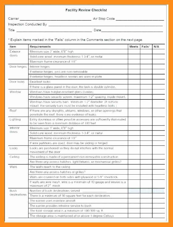 Building Maintenance Schedule Lovely 12 13 School Maintenance Plan Template