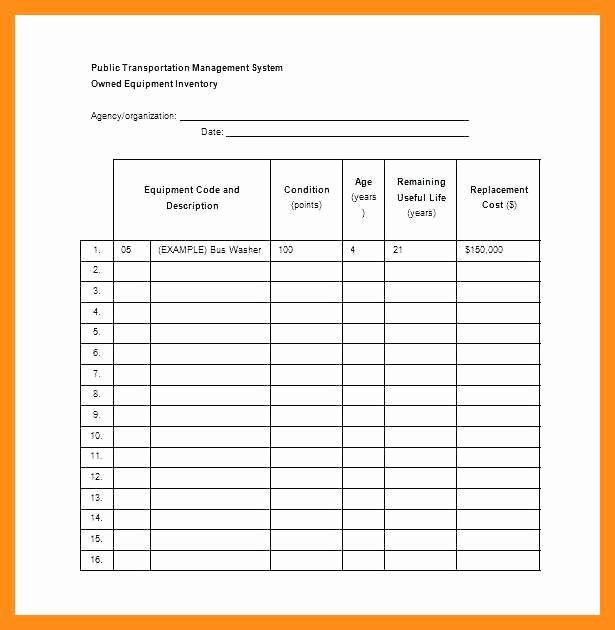 Building Maintenance Schedule Template Fresh 12 13 School Maintenance Plan Template