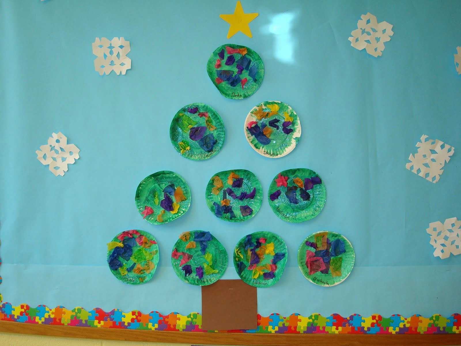 Bulletin Board Tree Template Awesome Tree Bulletin Board Ideas for Preschool Preschool and