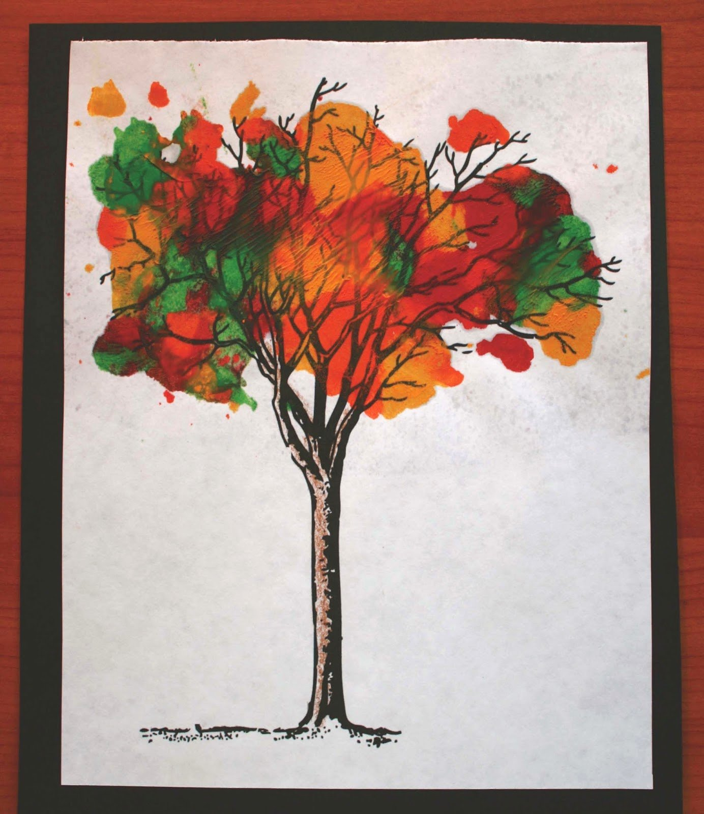 Bulletin Board Tree Template Inspirational Classroom Freebies Awesome Autumn Craftivity