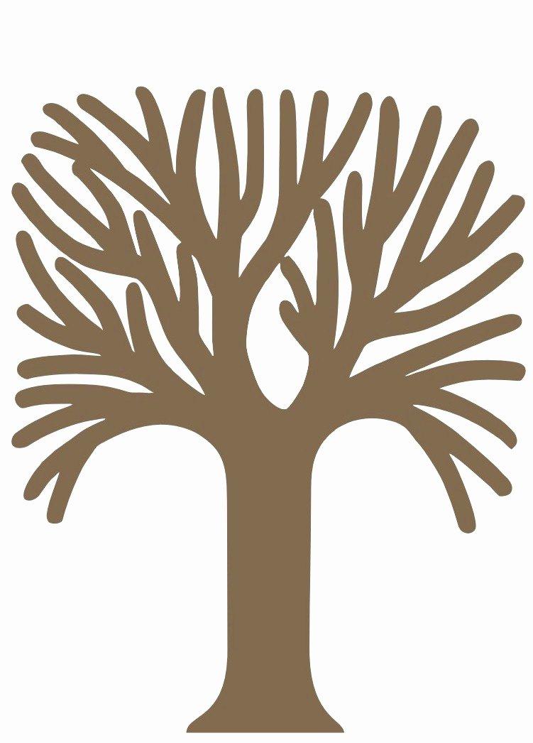 Bulletin Board Tree Template Inspirational Fall Tissue Paper Tree