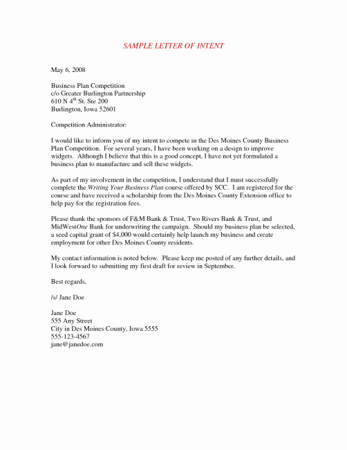 Business Collaboration Letter Sample Lovely Business Collaboration Letter Template