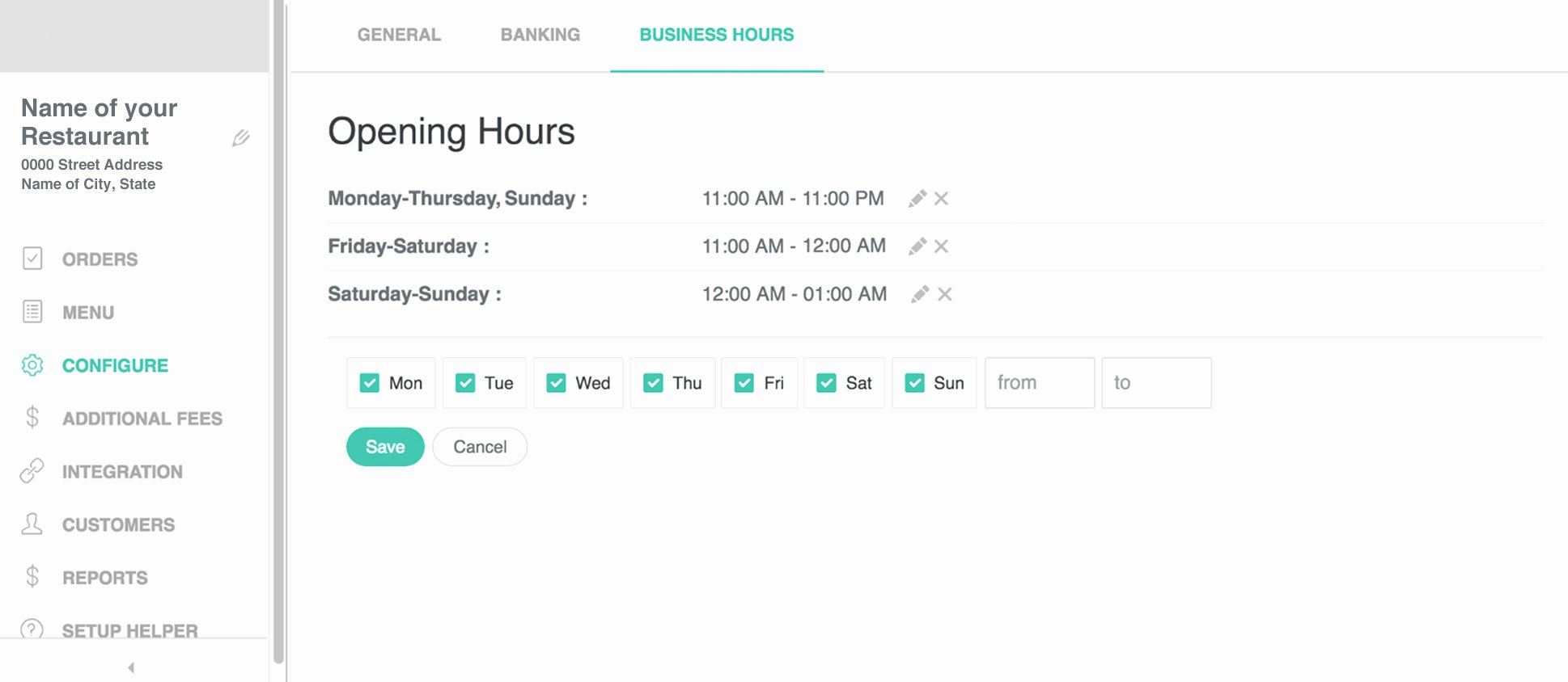 Business Hours Sign Template Inspirational Business Hours Of Operation Template