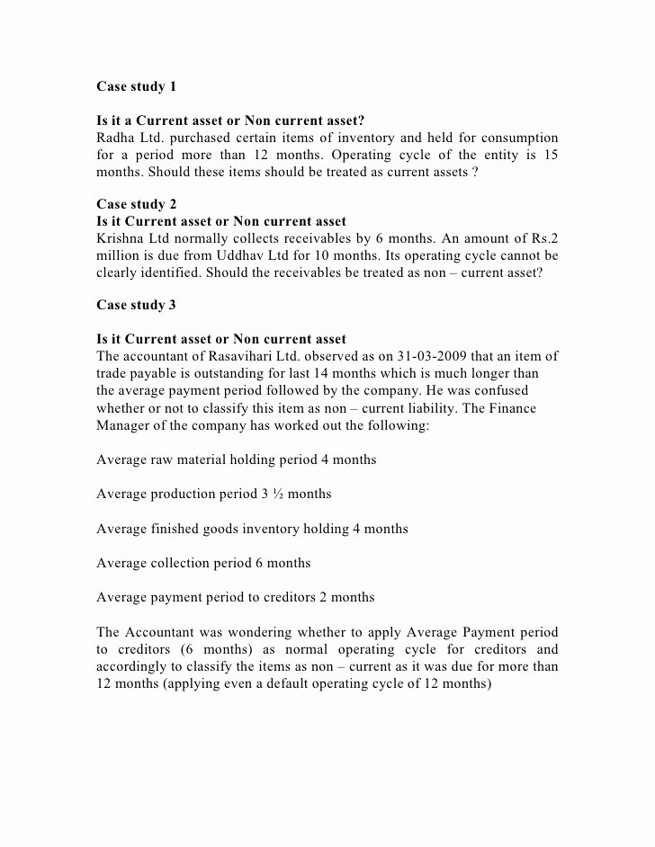 Business Law Case Study Examples Elegant Case Stu S Questions Ias 1