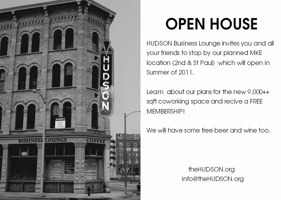 Business Open House Invitation Wording Awesome Hudson Business Lounge Open House Line Invitations