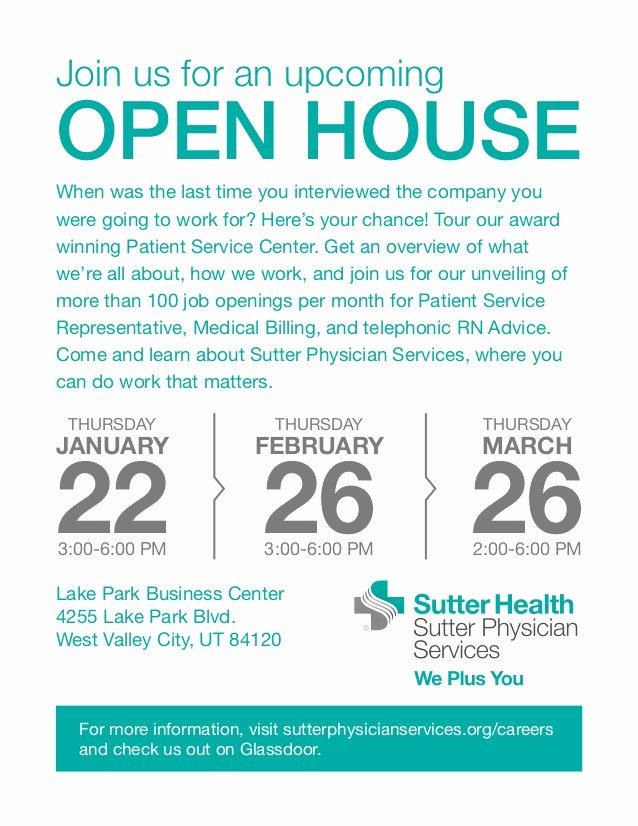 Business Open House Invitation Wording Best Of Sps Open House Invitation