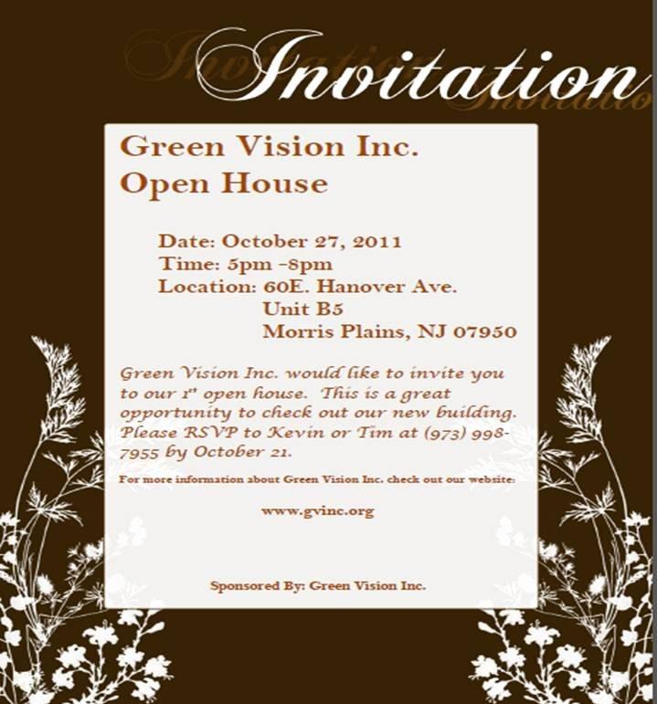 Business Open House Invitation Wording Lovely 1st Open House Invite