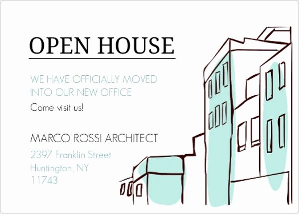 Business Open House Invitation Wording Unique 16 Small Business Invitations Psd Eps